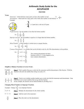 Free ACCUPLACER College Level Math Practice Test