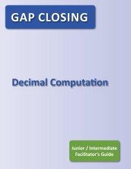GCU8 FG Decimal Compute.pdf - EduGAINS