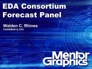 View Presentation - EDA Consortium