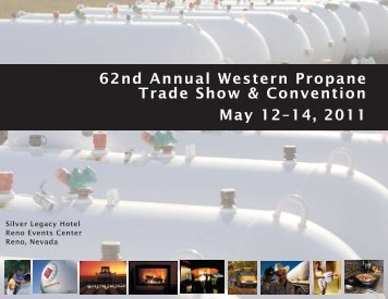 62nd Annual Western Propane Trade Show & Convention May 12 ...