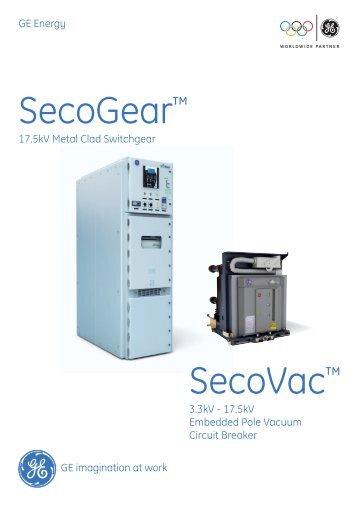 GE - SecoGear - SecoVac - Metal Clad Switchgear - Embedded ...