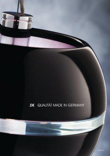 .DE QUALITÄT MADE IN GERMANY - Melux