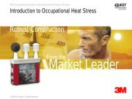 Introduction to Occupational Heat Stress - RAECO