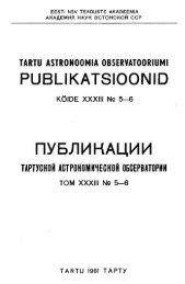 PUBLIKATSIOONID