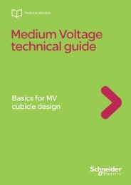 Medium Voltage technical guide - Schneider Electric