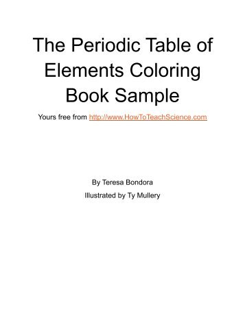 Table Of Elements 85 Of Periodic Table Coloring Worksheet Teacherweb
