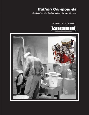 BUFFING REVISED FINAL - Kocour Company