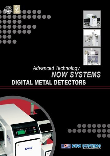 Download Metal Detector Catalogue - Autopacsystems