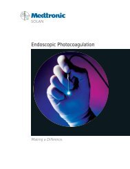Endoscopic Photocoagulation