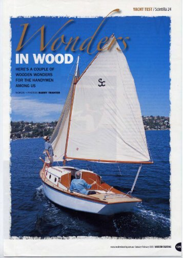 read or download the full article (pdf) - Whisper boats