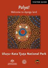 Uluru Kata Tjuta National Park visitor guide - Ayers Rock Resort