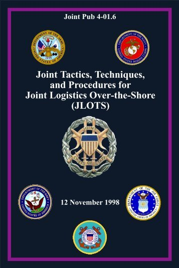 JTTP for Joint Logistics Over-the-Shore - BITS