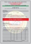 WORLD MARTIAL ARTS ORGANIZATION PRÄSENTIERT - Seite 4