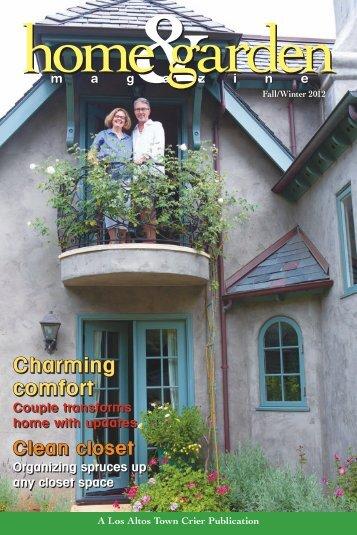 Charming comfort - Los Altos Town Crier
