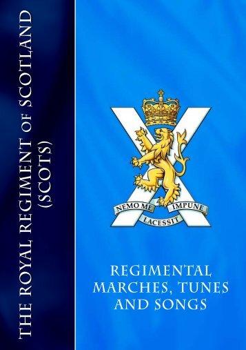 The Regimental Music Handbook - Electric Scotland
