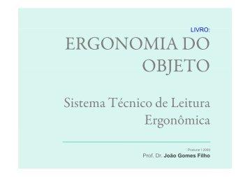 17-ERGONOMIA DO OBJETO - João Gomes