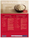 Natural Mashed Potatoes. Our label says it all. - Association for ... - Page 4