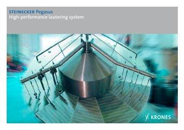 steinecker Pegasus - Krones AG
