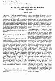 scabris - ScholarSpace - University of Hawaii