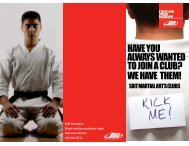 Martial Arts Handout - Men.pub