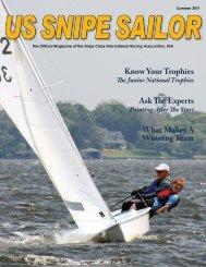 Summer 2011 - United States Snipe Sailing