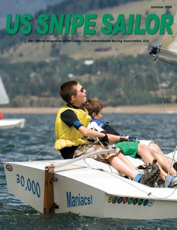 Summer 2008 - United States Snipe Sailing