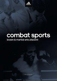 Boxen & Martial Arts 2012/2013 - Die SPORTART 3 GmbH