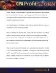 CPA PROFIT STORM - How To Make Money Formula - Page 5