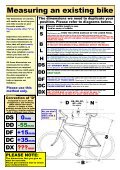 How to get the perfect set up on your bike. - SJS Cycles - Page 4