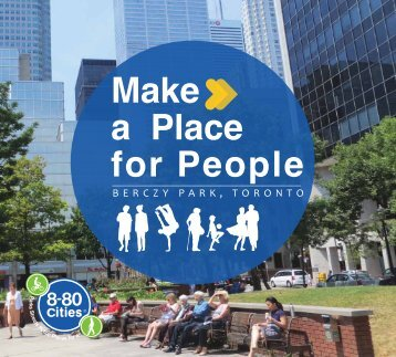 Make a Place for People - Get a Free Blog