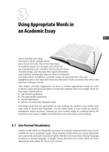 academic essays phrases Table of contentstwo essentials: topic sentences and transitionsdiagram of paragraph structuregeneral templatecommon pitfallstable of contentstwo essentials: topic.