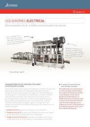 SolidWorks Electrical 2013 - Solid Solutions AG