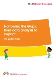 Narrowing the Gaps: from data analysis to impact - Digital Education ...