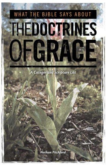 Doctrines - Monergism Books