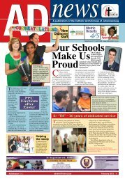 Our Schools Make Us Proud - Archdiocese of Johannesburg