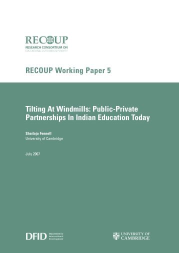 What should one make of public-private partnerships in Indian ...