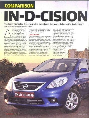 Read More... - SKODA India