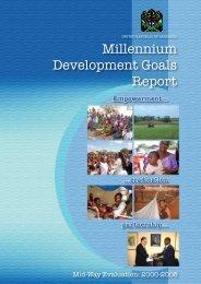 Millennium Development Goals Report: Mid-Way Evaluation 2000