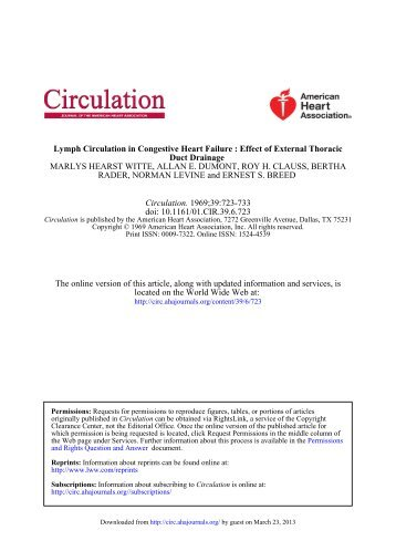 congestive heart failure outline View and download heart failure essays examples also discover topics, titles, outlines, thesis statements, and conclusions for your heart failure essay.
