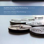 State Mints of Baden-Wuerttemberg - Staatliche Münzen Baden ...