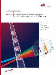 MultiMix™ Multi Color Panels for Immunophenotyping of Leukemia ...