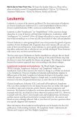 Chronic Lymphocytic Leukemia - The Leukemia & Lymphoma Society - Page 7