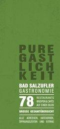 Bad Salzufler GastroNoMIE - Bad Salzuflen