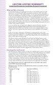 Vinyl Siding Warranty - CertainTeed - Page 3
