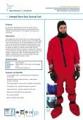 Intrepid Once Only Survival Suit - International Safety Products - Page 2