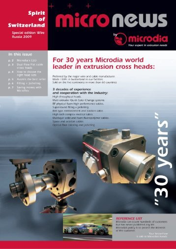 micro news - Microdia