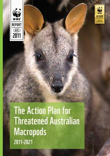 The Action Plan for Threatened Australian Macropods - wwf - Australia