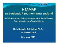 N orth East Area Monitoring and Assessment Program - Mid-Atlantic ...