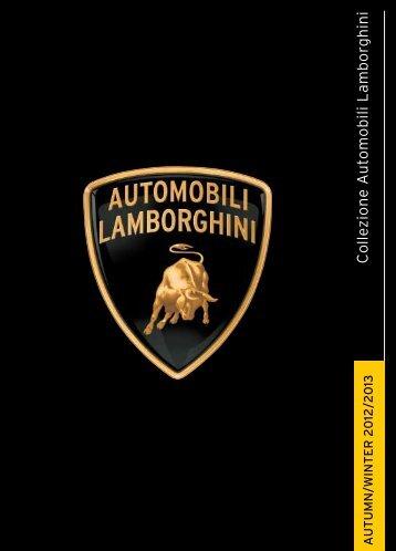 autumn/winter 2012/2013 autumn/winter 2012/2013 - Lamborghini ...