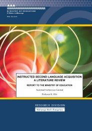 Instructed Second Language Acquisition: A ... - Atrium Linguarum